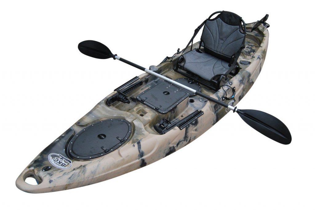BKC RA220 11.5-Foot Solo Sit on Top Kayak