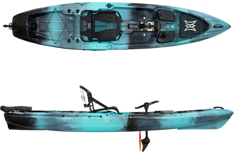 Perception Kayaks Pescador Pilot 12