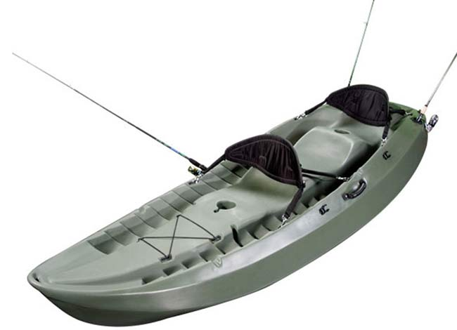 Lifetime 10 Foot Tandem Fishing Kayak