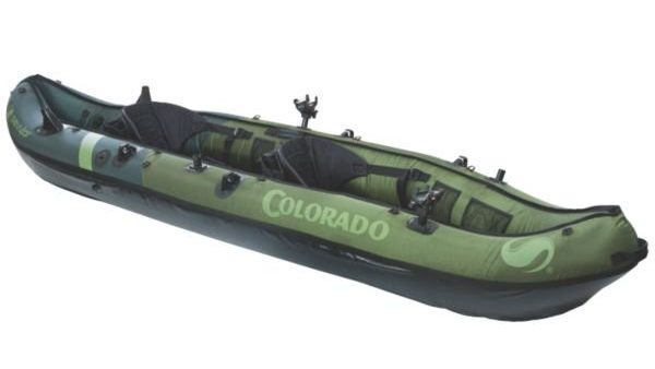 Sevylor Coleman Colorado Tandem Fishing Kayak