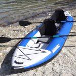 Sea Eagle 380x Kayak Review